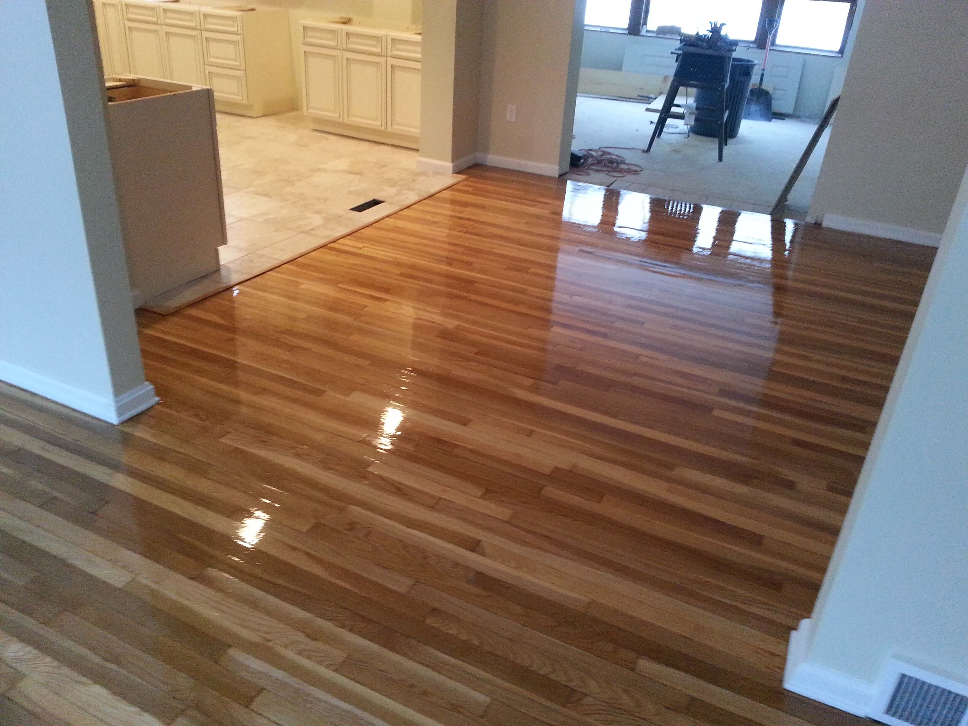 Chicago wood floor resurfacing