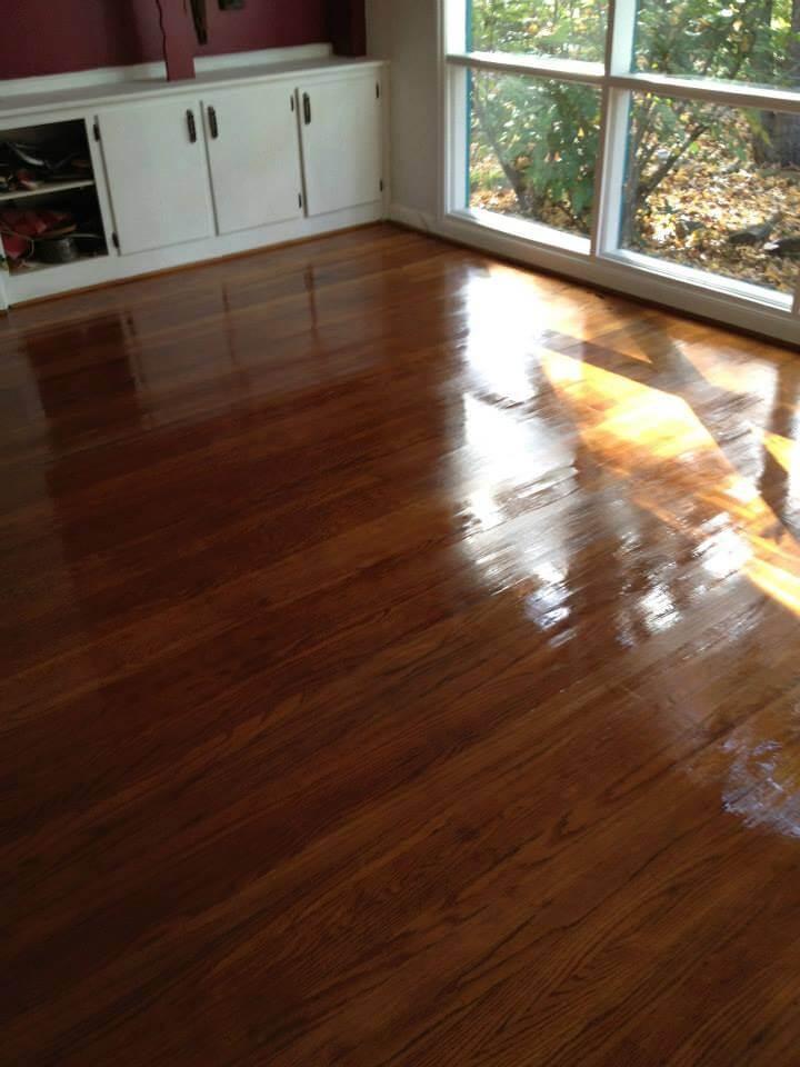 hardwood floor refinishing in the chicago area